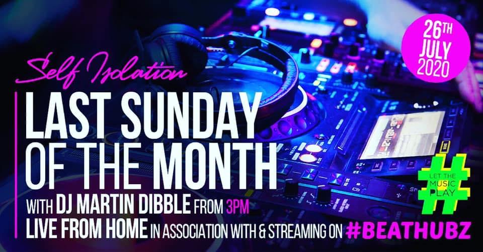 Live Stream Martin Dibble